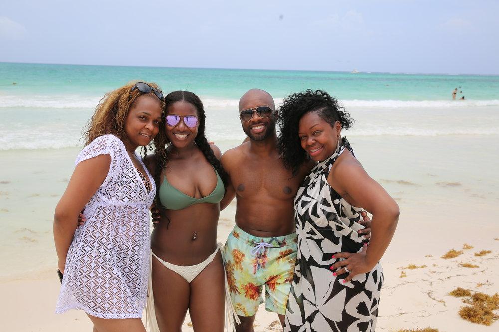 Black Destination Bride - BlackDesti Wedding Countdown Journal - Bridefriends Podcast - 1 Playa del Carmen Mexico - Secrets Maroma beach5.JPG