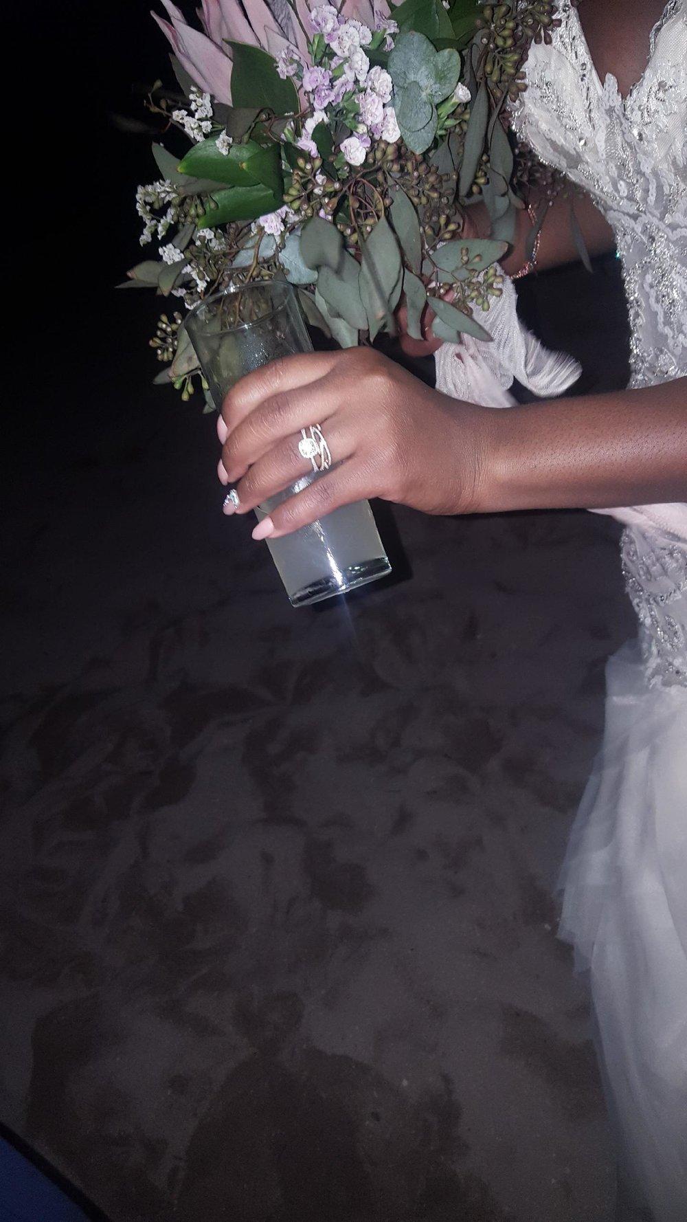 Black Destination Bride - Bridefriends Guide to Destination Weddings Podcast - BlackDesti Countdown - Blue Venado Beach Club - Shenko Photography - Mexico Wedding Photo Ivory Perkins Beauty - Simon G.jpg