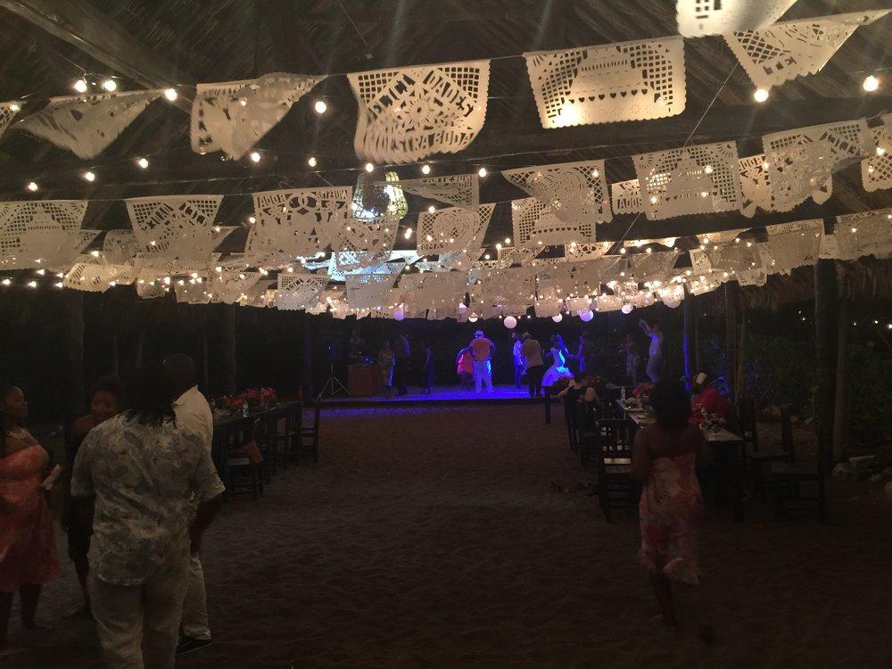 Black Destination Bride - Bridefriends Guide to Destination Weddings Podcast - BlackDesti Countdown - Blue Venado Beach Club - Shenko Photography - Mexico Wedding Eve of Milady 1560 Reception.JPG