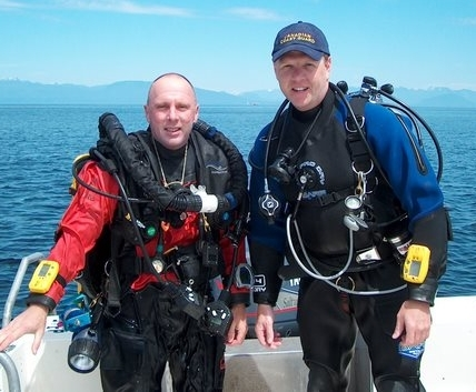 IANTD - the elite in extended range and technical diving professionals.