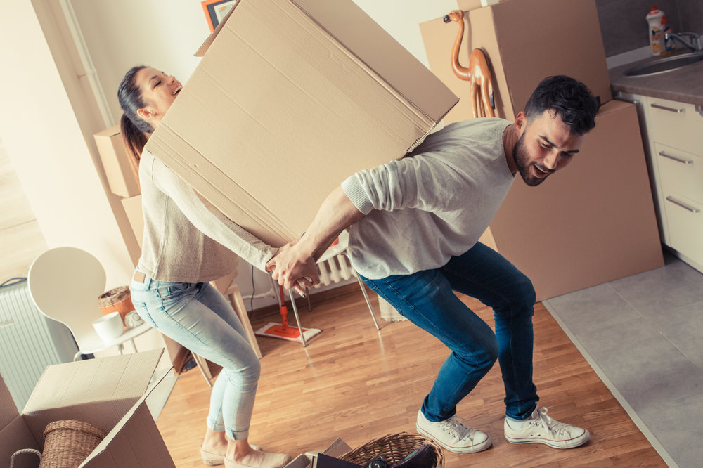 Here are several tips to getting that first home! -