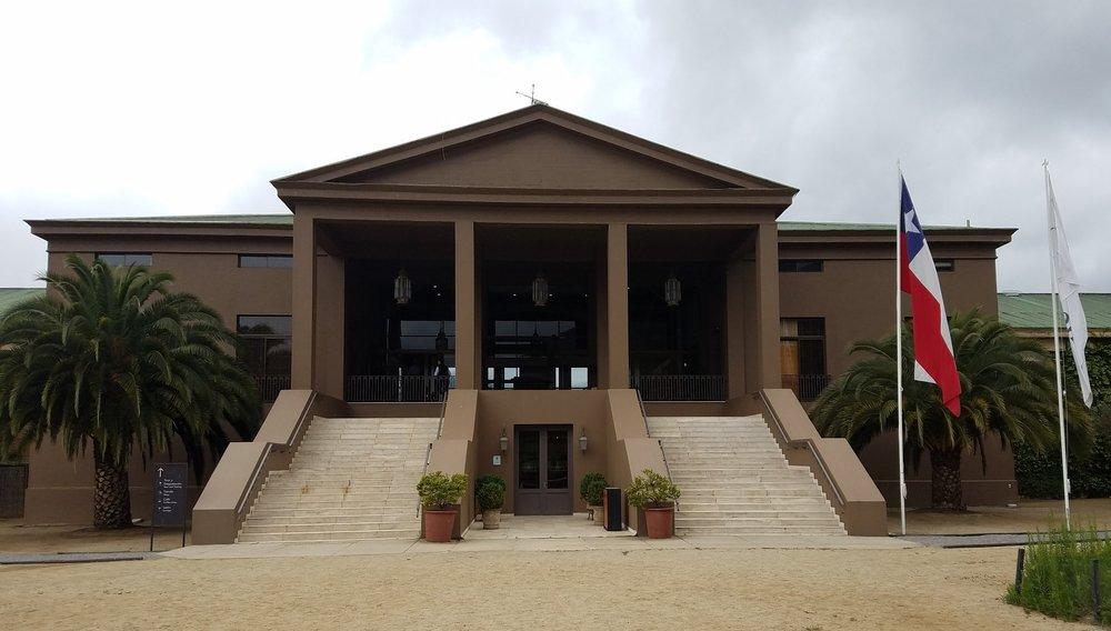 Entrance of Veramonte