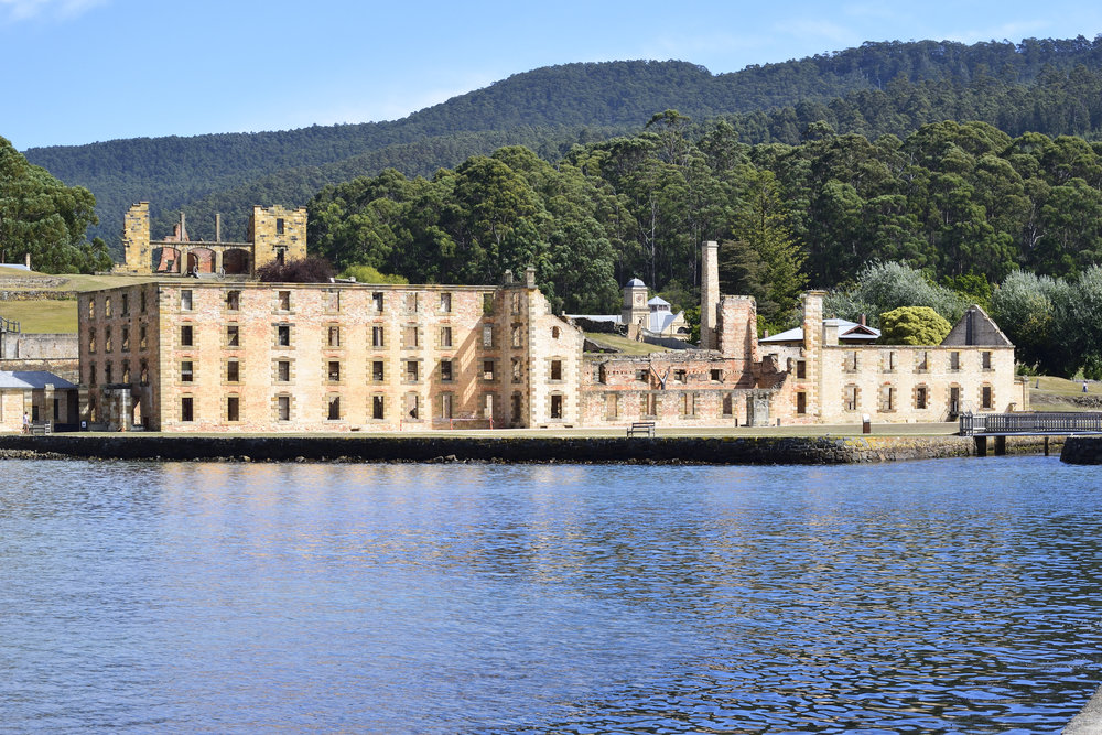 Port Arthur Penal Colony opened in the 1800's