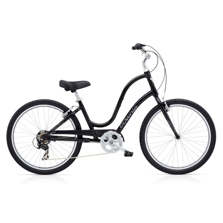 ELECTRA Townie Original 7D Black