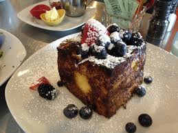 Brioche Bread Pudding French Toast