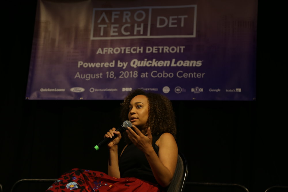 Morgan DeBaun CEO AfroTech