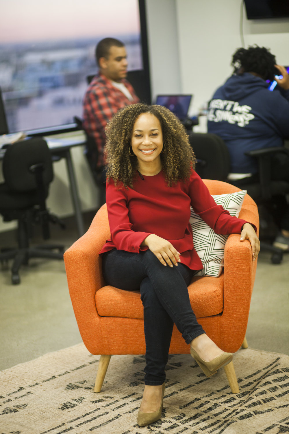 Morgan DeBaun Blavity CEO