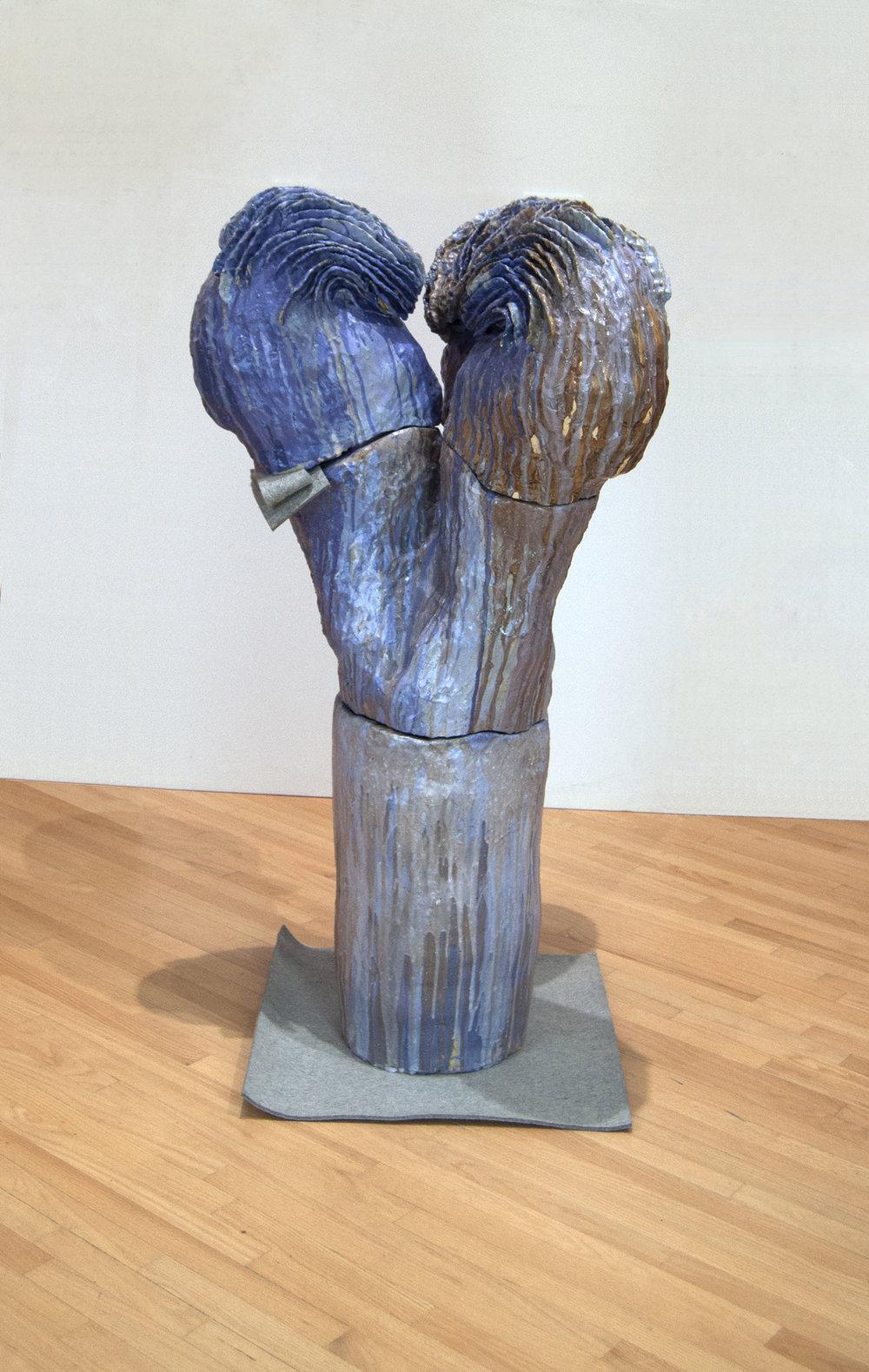 Triple Folded Figure