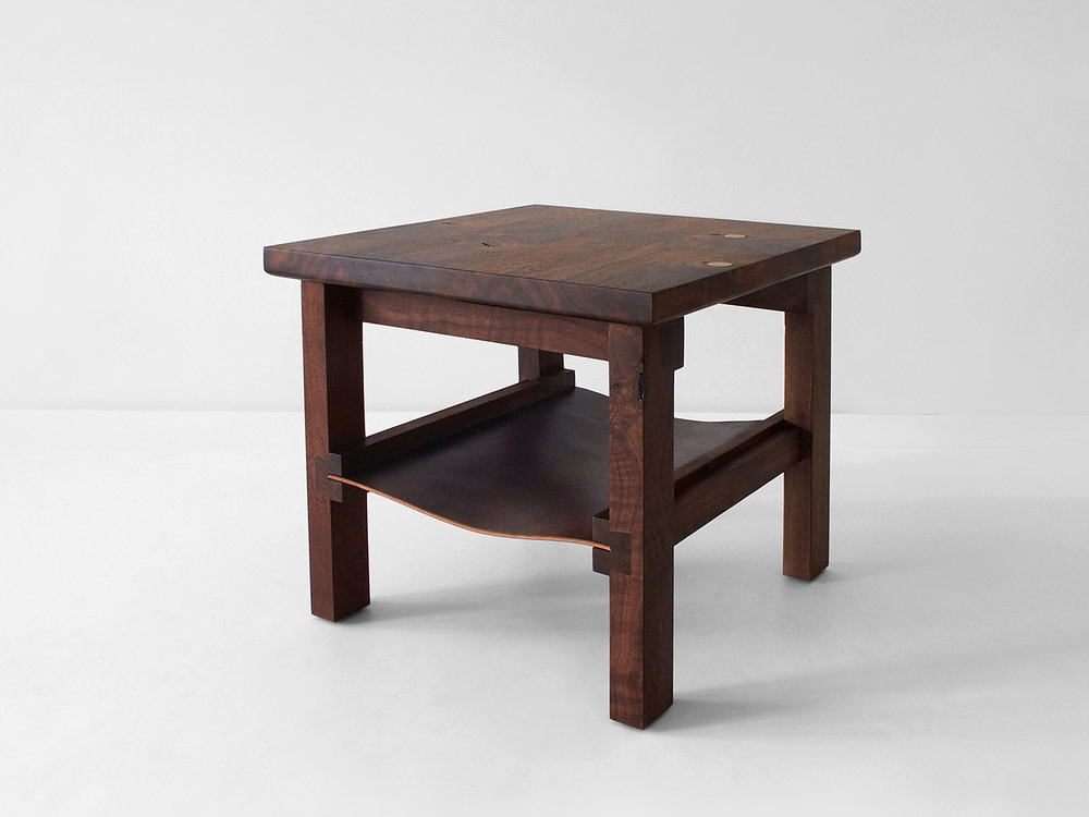Dovetail Side Table