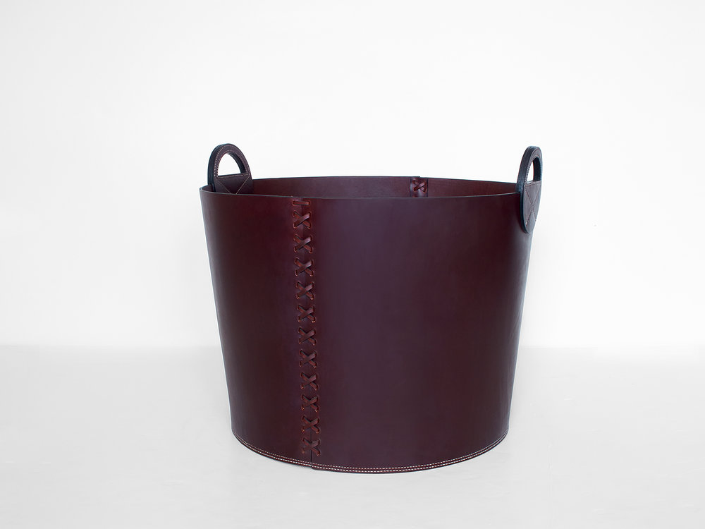 "Oxblood 24"" diameter"