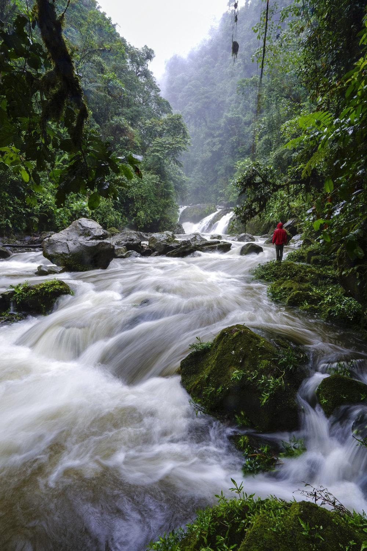 El Río Bruja