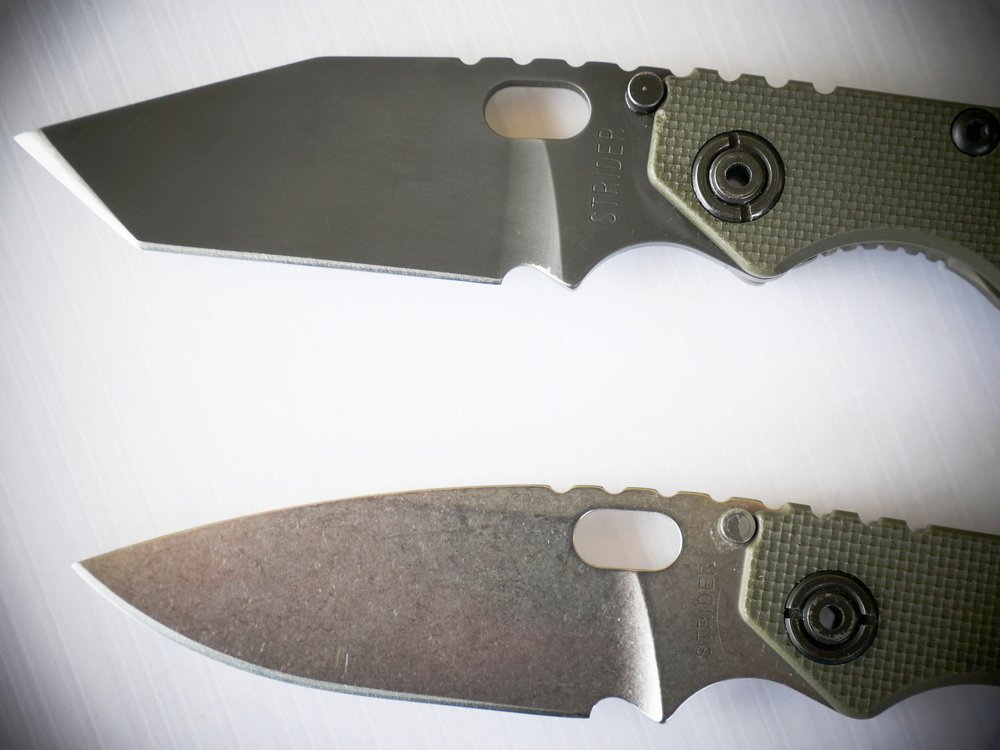 Strider SnG Tanto & Spearpoint 2