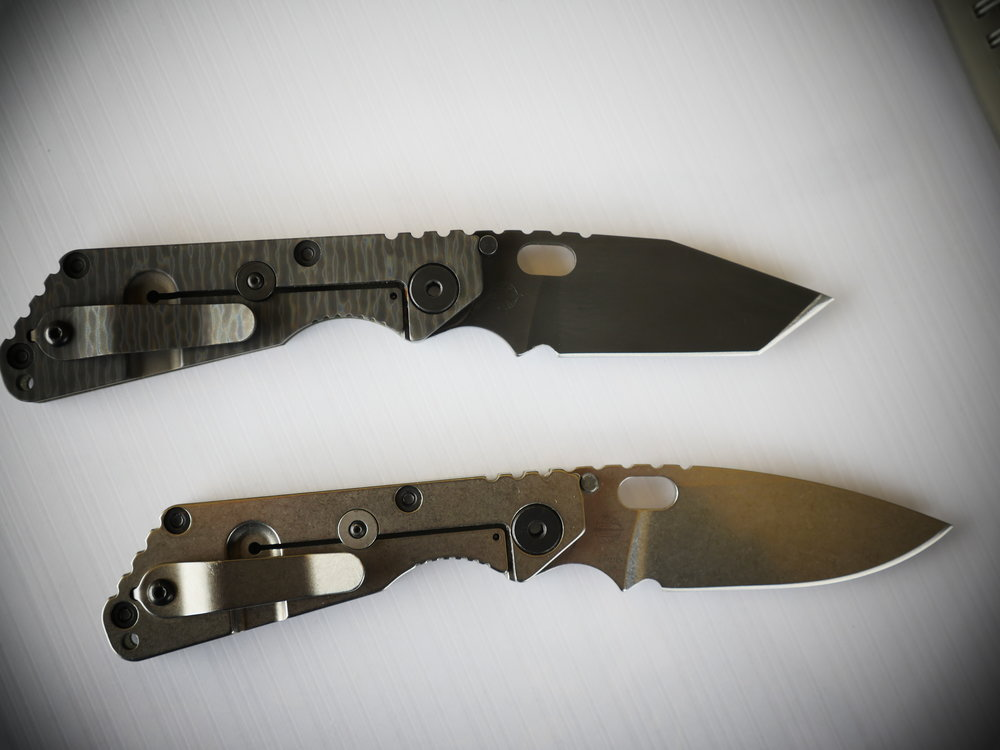Strider SnG Tanto & Spearpoint 10