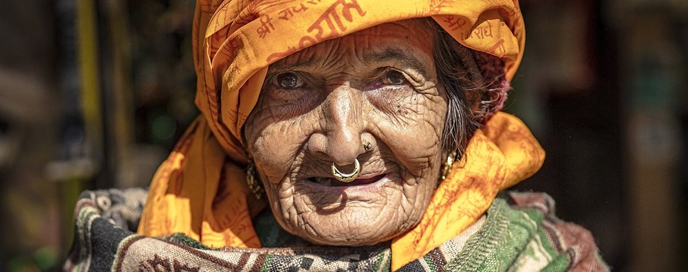 PORTRAITS OF NEPAL -