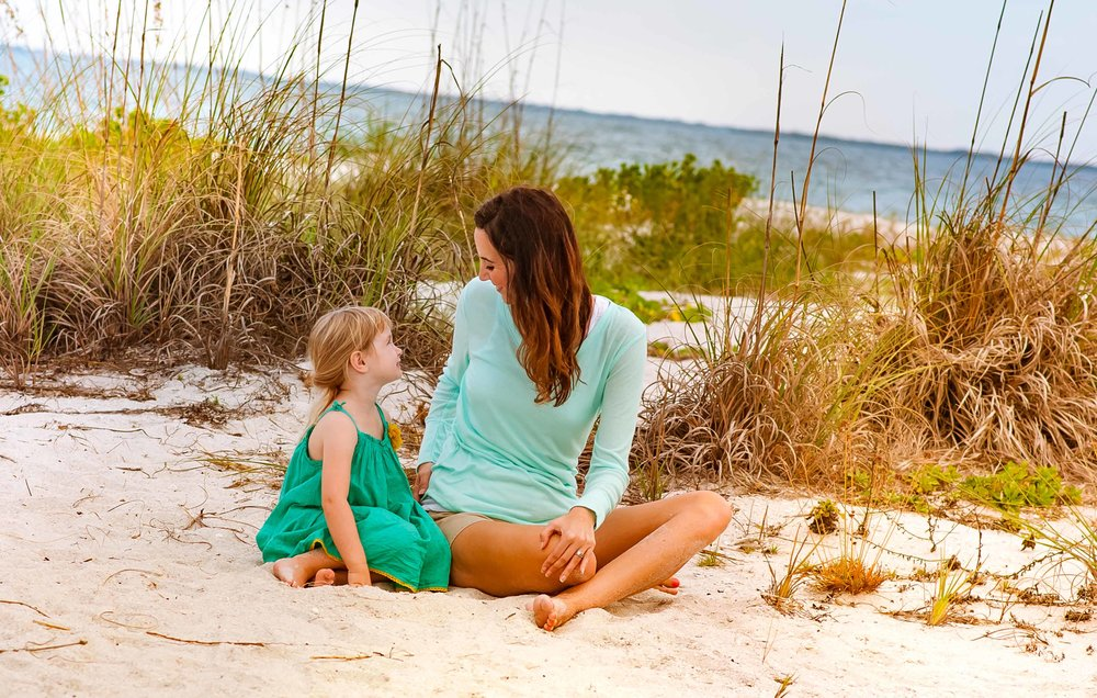 Boca Grande Family Portrait Photography