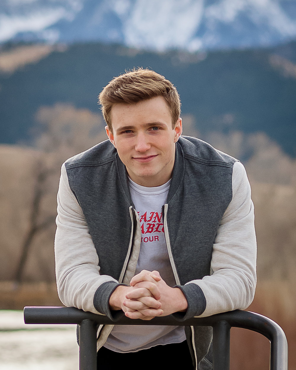 Senior Portrait Photography Livingston Montana