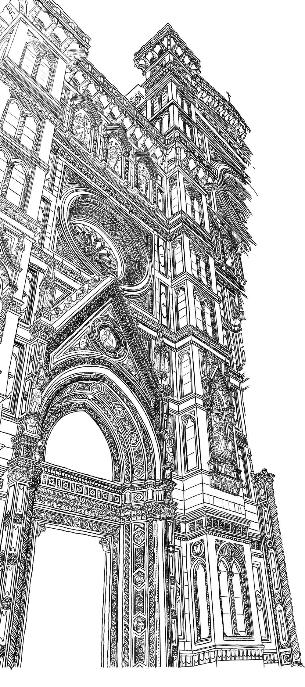 The Florence Duomo