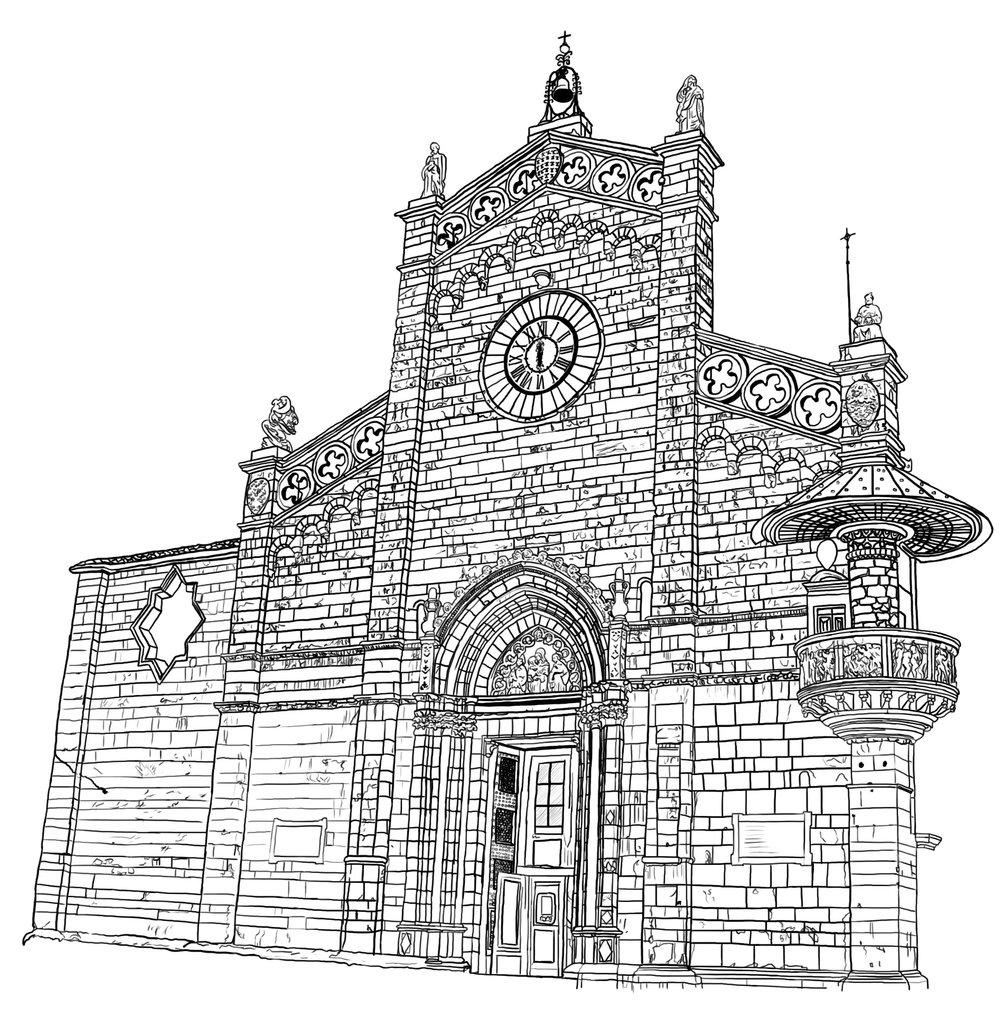 The Prato Duomo