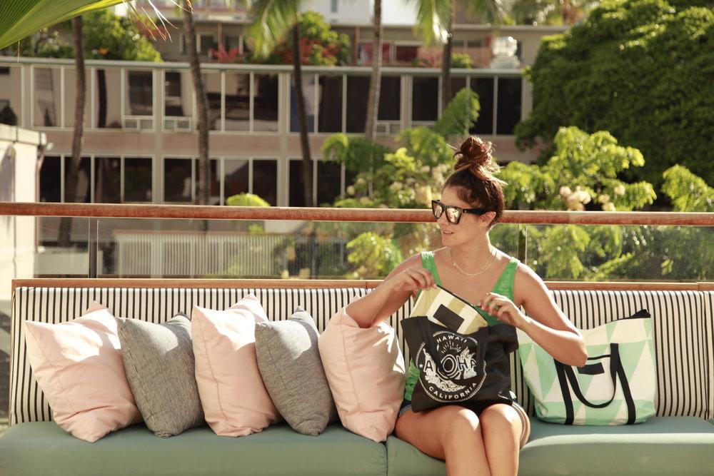 WE ARE Aloha Bags Rachel Leina'ala