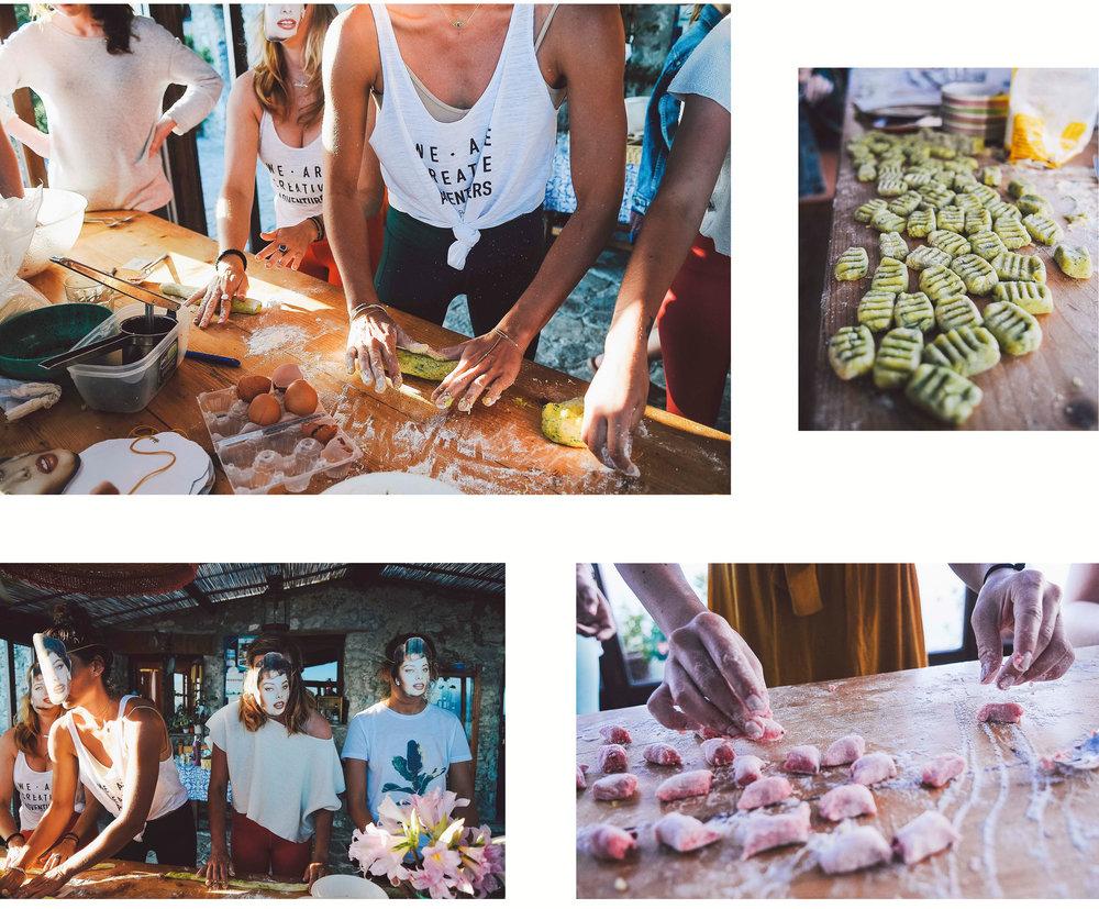 WE ARE Amalfi Food Workshop Retreat