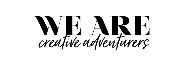 We Are Creative Adventurers