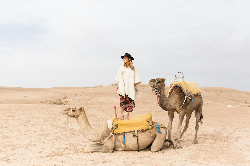 WE ARE Morocco Retreat