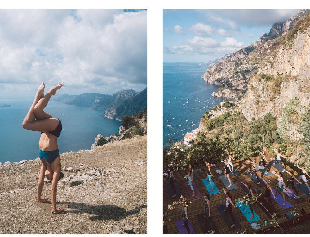 WE ARE Amalfi Coast Yoga Retreat
