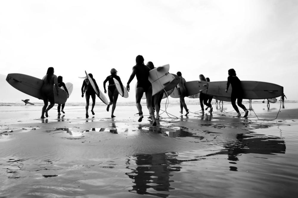 WE ARE Creative Adventurers Surf Retreat