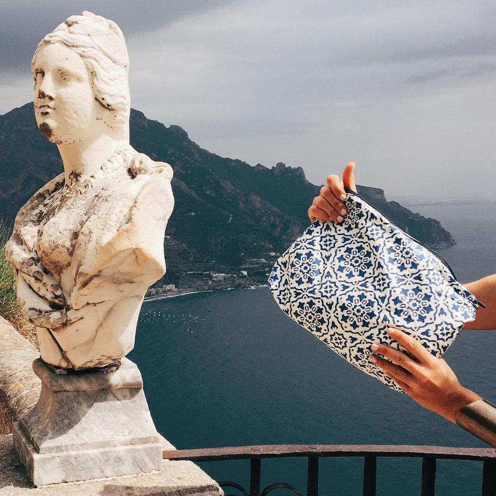 WE ARE Brand Collabs Aloha Bag Collection Amalfi Retreat