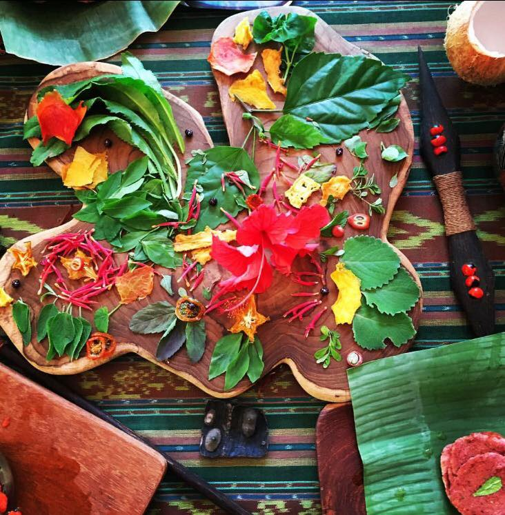 EDIBLE JOURNEY - The Edible Journey is a yogic experience and spiritual awakening that focuses on mindful and meditative permaculture and indigenous practices relating to the life ways of the hunter gatherers. It includes an introduction to
