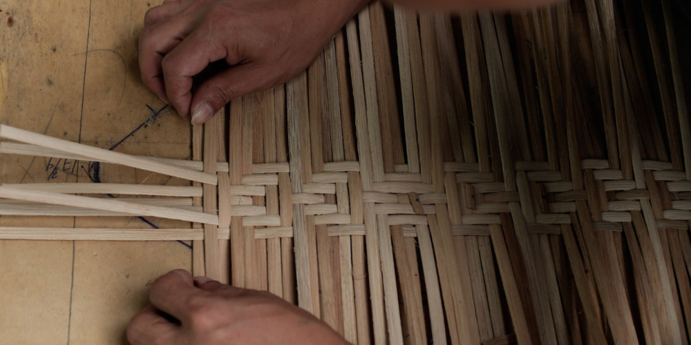 Palm Weaving WORKSHOP - Learn the traditional Filipino art form of palm weaving.
