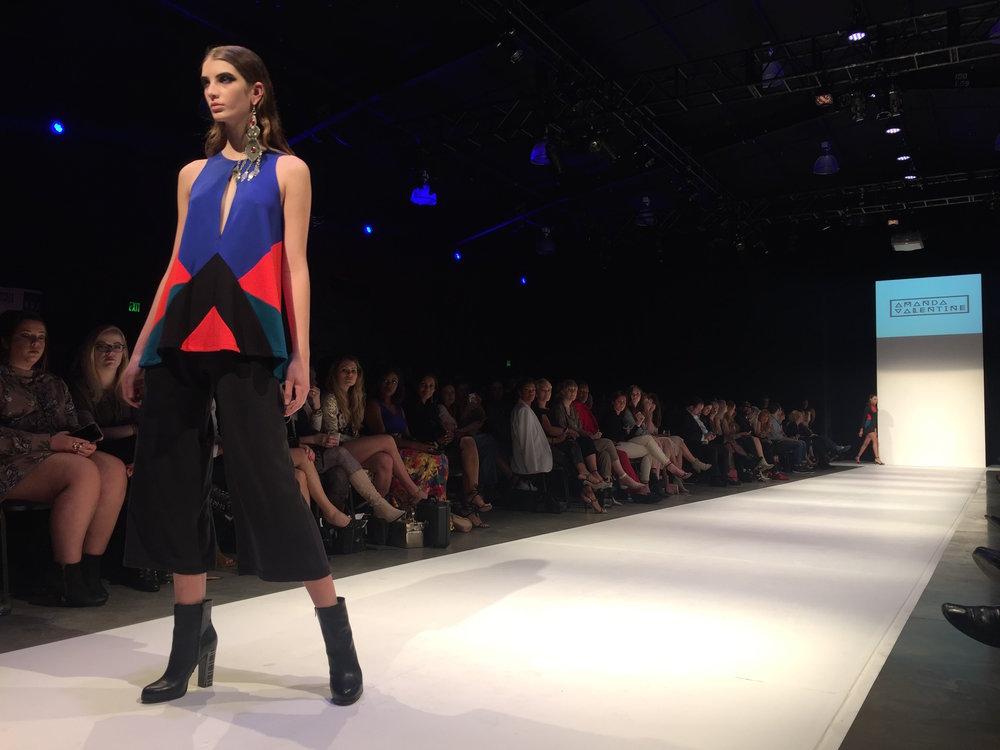 Nashville Fashion Week - Image by Daniel Meigs