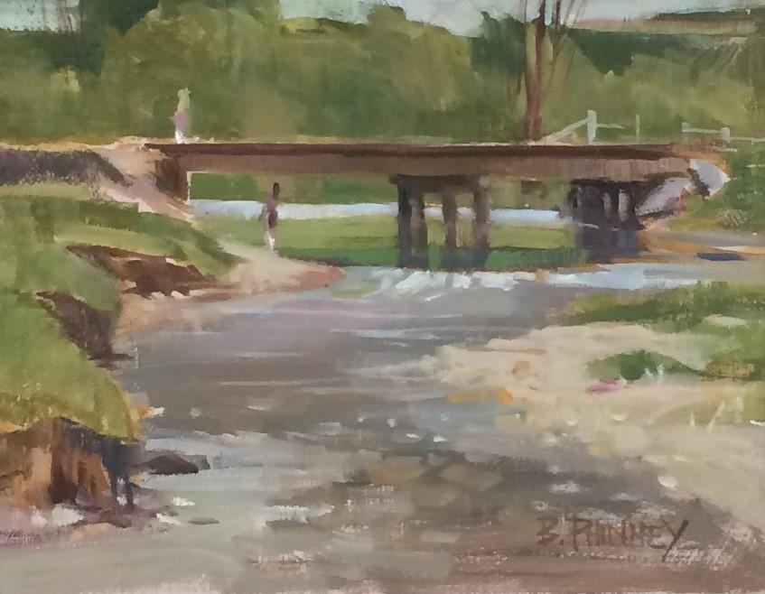 Lower Spring Creek Bridge   - Bob Phinney