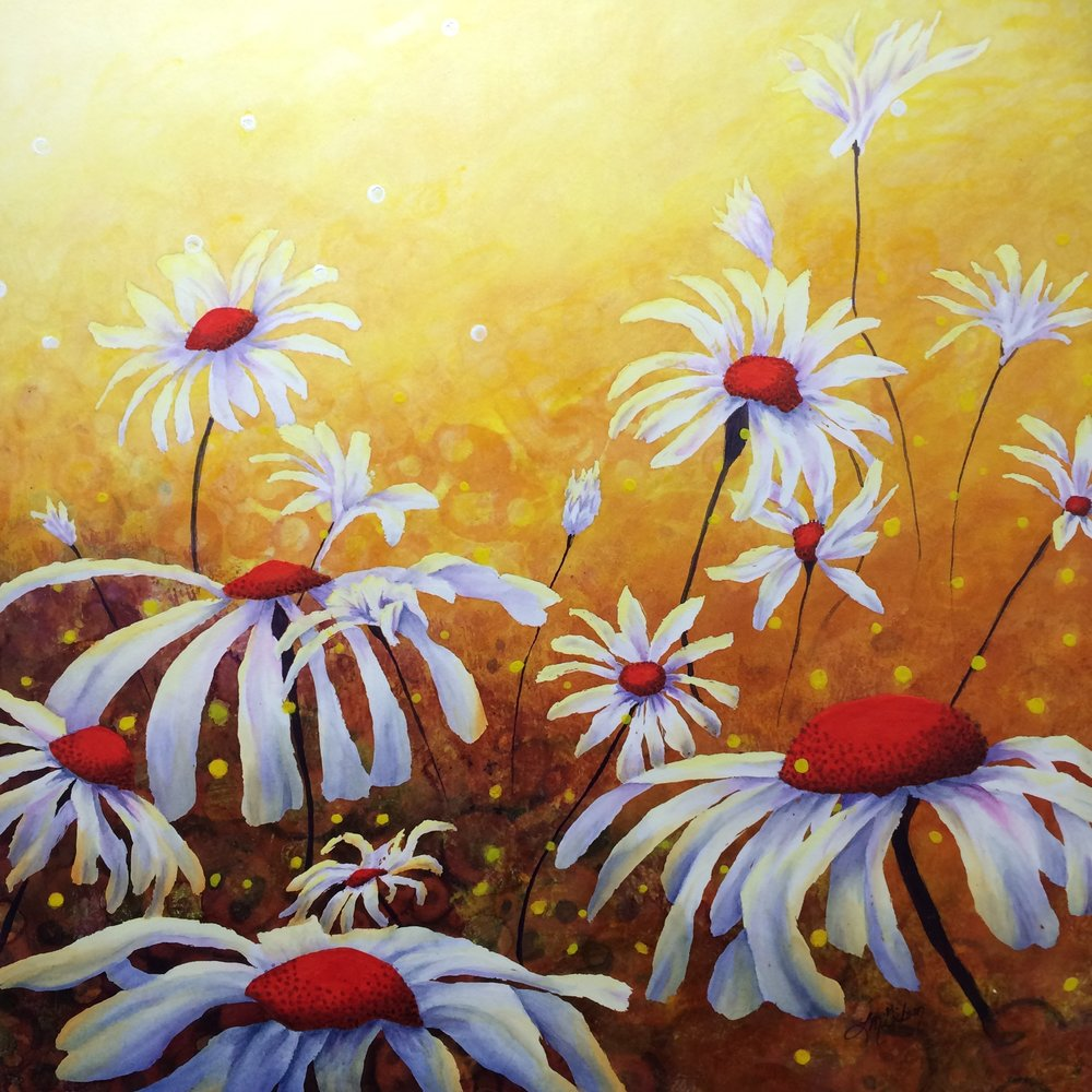 Dreaming in Daisy   - Lisa Gibson