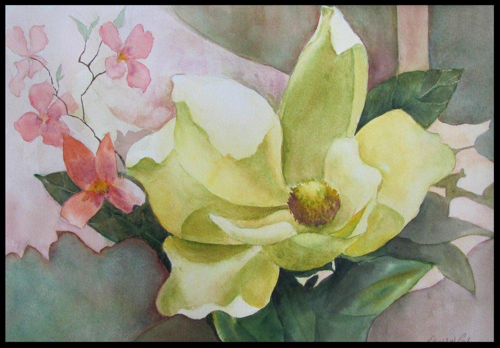 Magnolia #2   - Muriel Parker