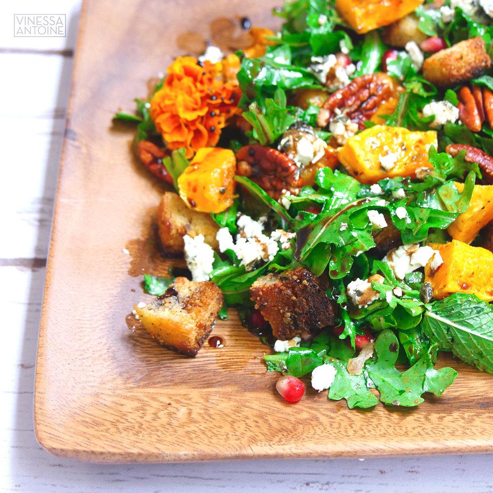Harvest Butternut Squash Salad