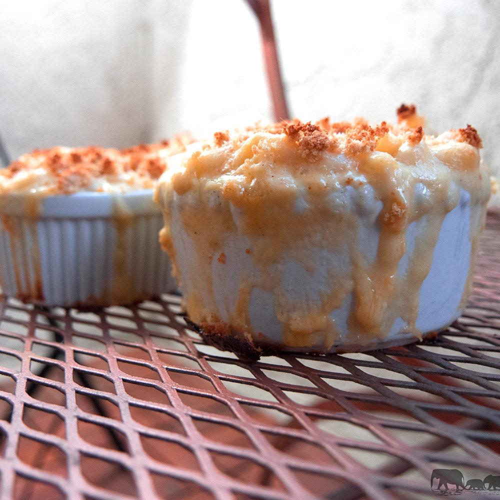 Gruyere and Sharp Cheddar Mac n Cheese