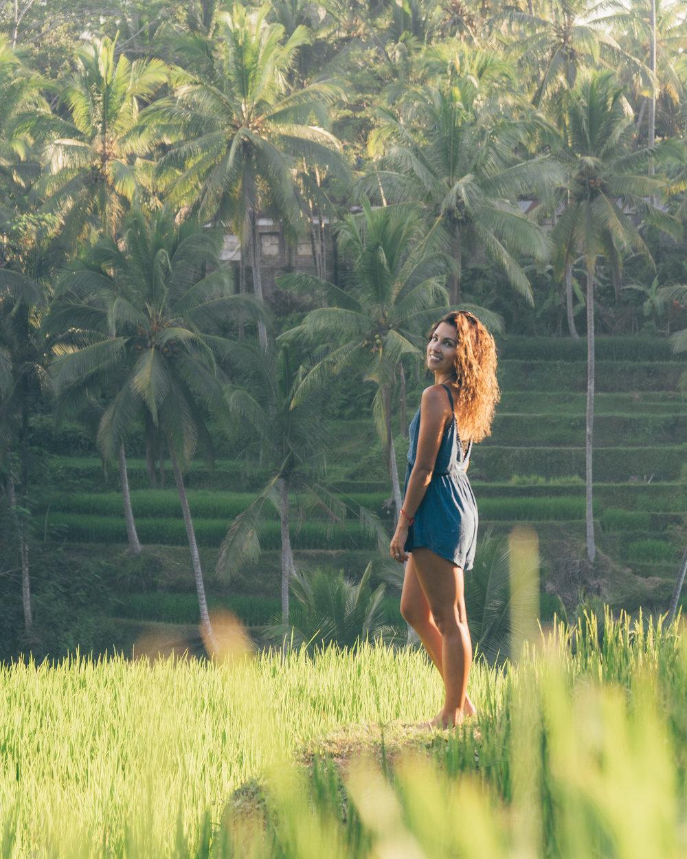 Tegallalang Rice Terraces, Ubud, Bali