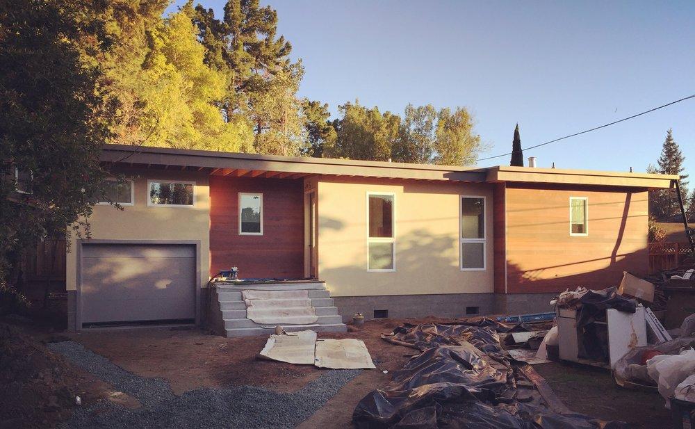 Contemporary Cottage – Palo Alto
