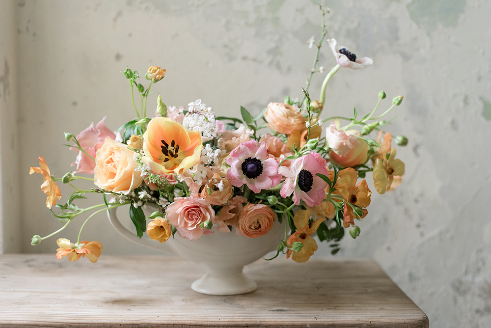 Gatherer Wedding and Event Floral Design & Styling
