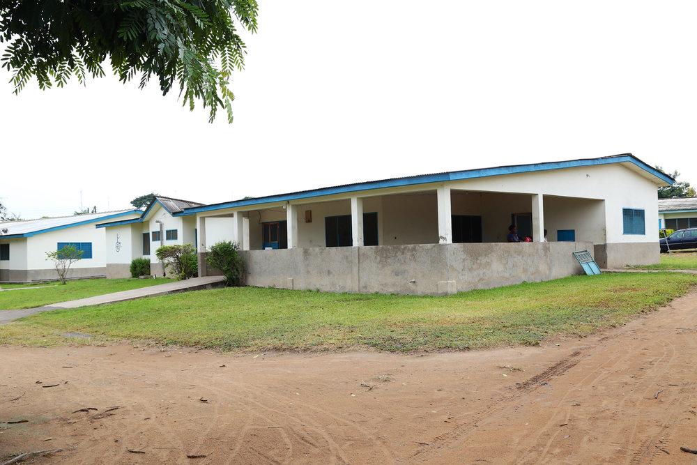 Dormitory facility.