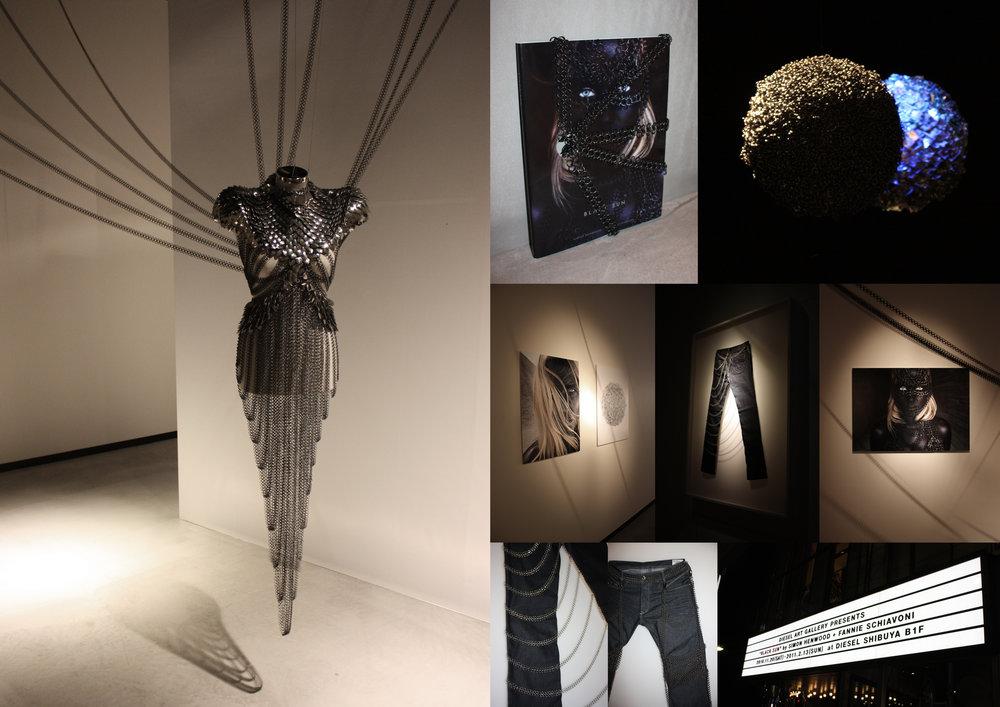 FANNIE SCHIAVONIxDIESEL ART GALLERY TOKYO -