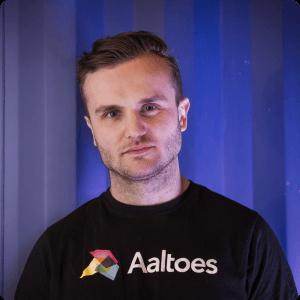 Julius Hietala—President of AaltoES