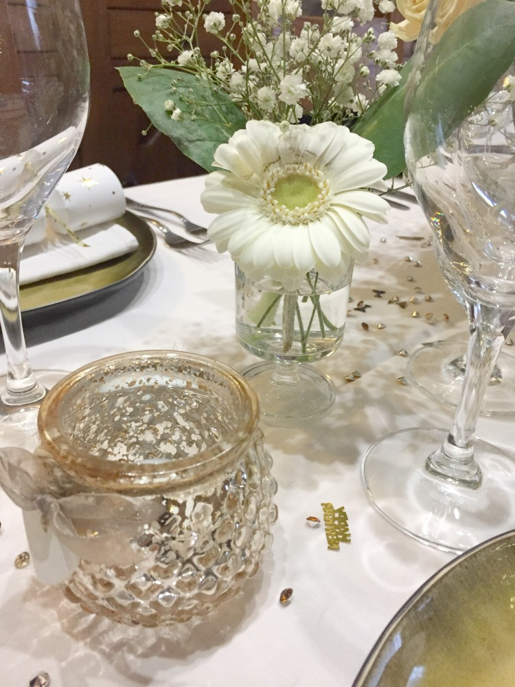 Jules and Louis Blog - A Gorgeous Table Setting - candle