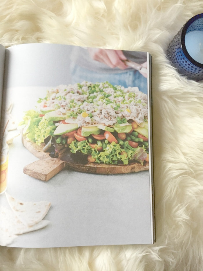Jules and Louis Blog - book review - Easy Nordic - salad