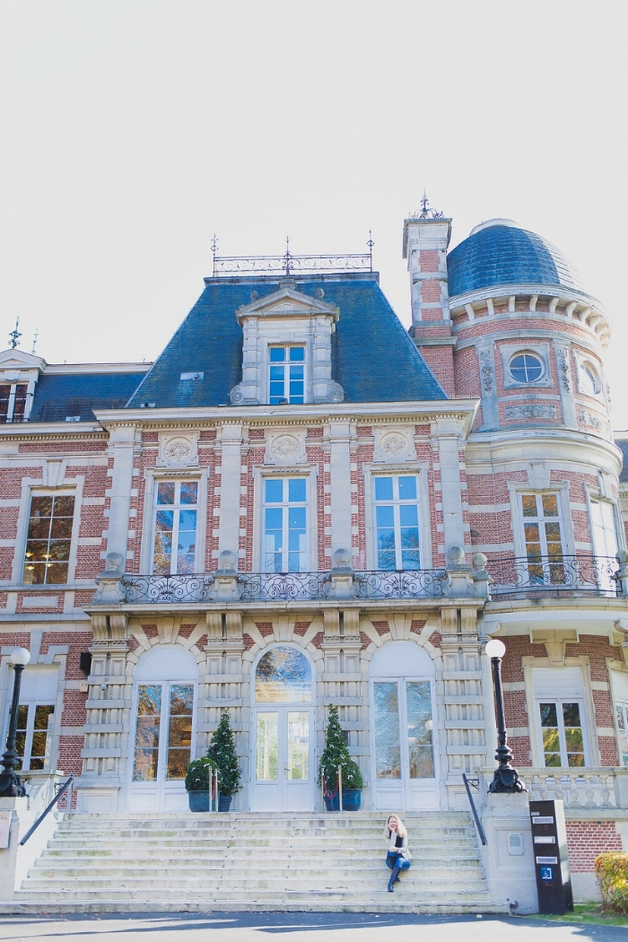 Jules and Louis Blog - My Travelogue - Kasteel van Brasschaat