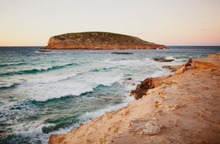 Jules and Louis Blog - A Serious Case of Wanderlust - Ibiza beach