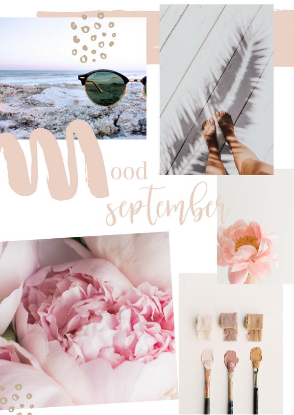 Jules and Louis Blog - mood board september