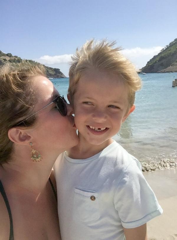 Jules and Louis Blog - Onze week in Ibiza - mama en Jules.jpg