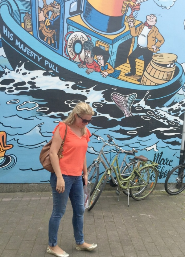 Jules and Louis Blog - Een dagje Antwerpen